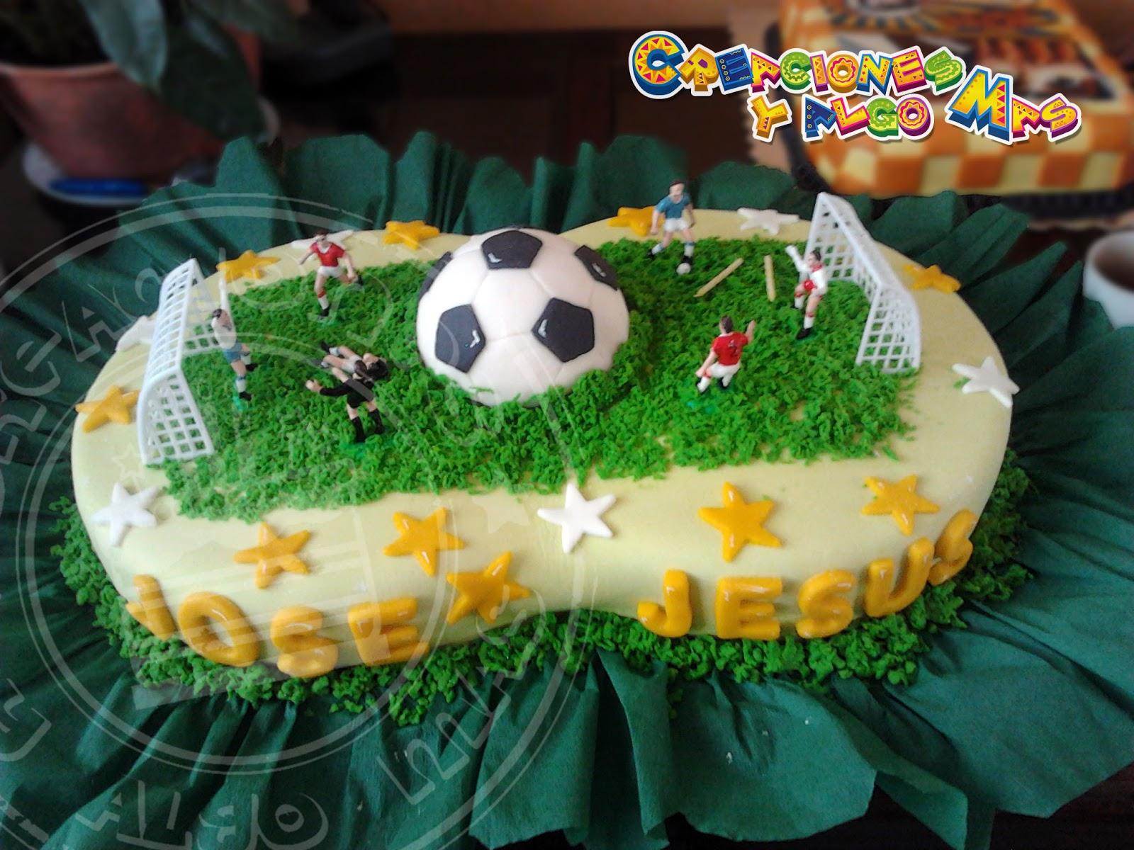 Creaciones y Algo Mas: FIESTA MOTIVO FUTBOL - FOOTBALL PARTY
