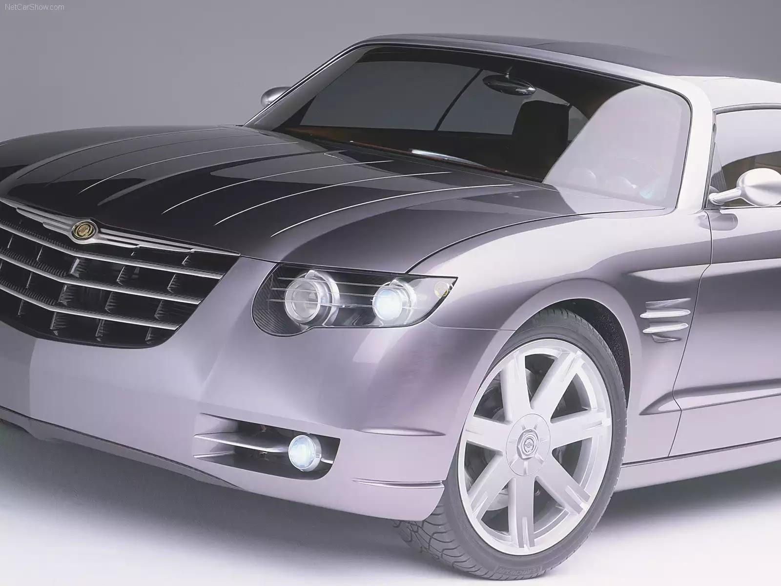 Hình ảnh xe ô tô Chrysler Airflite Concept 2003 & nội ngoại thất