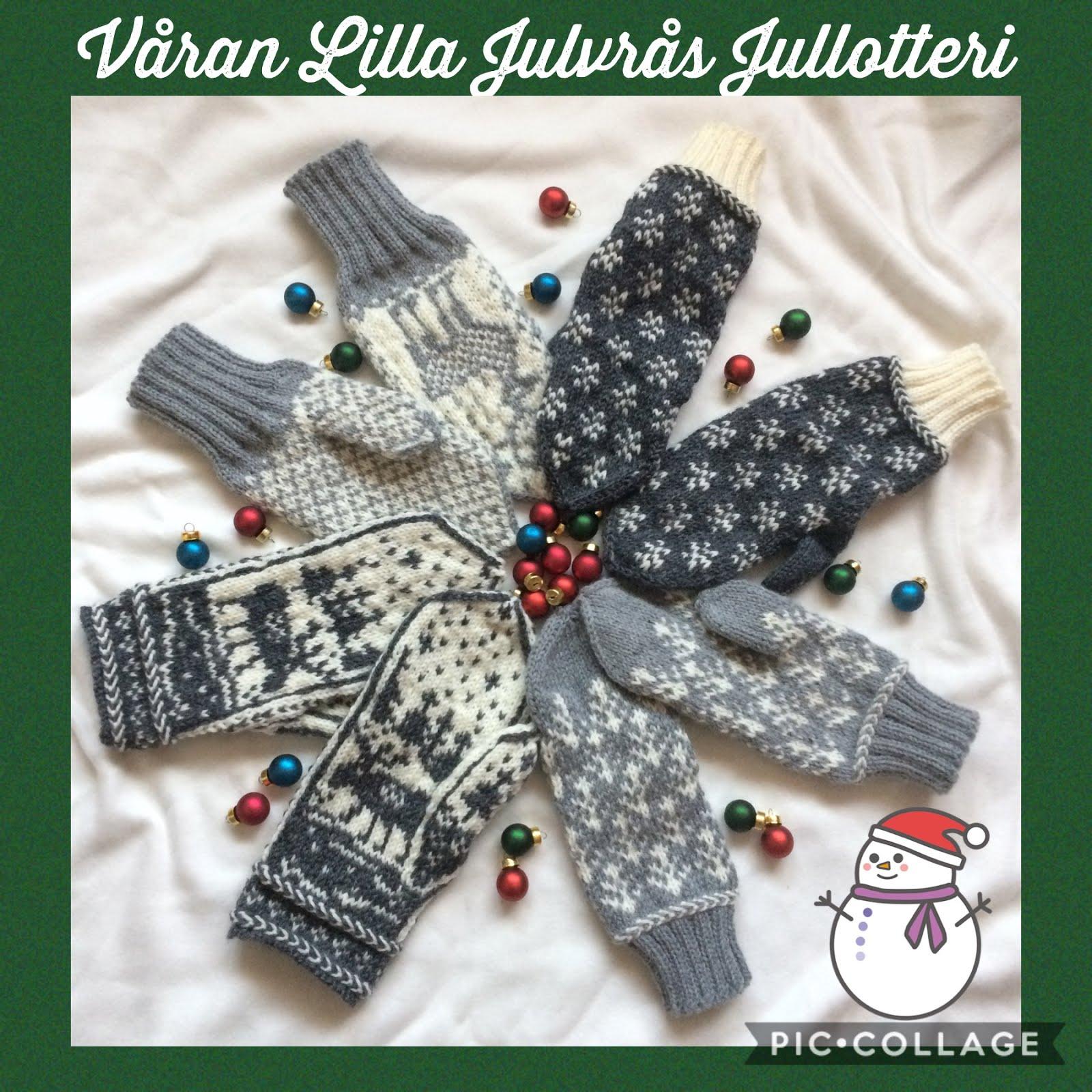 Våran Lilla Julvrås Jullotteri