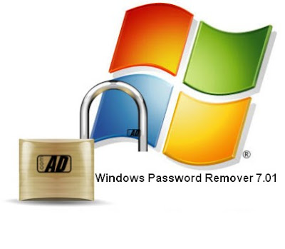 Windows Password Remover v7.01 ISO Free Download