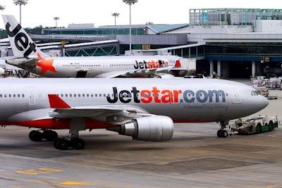 Jetstar Airlines. ZonaAero