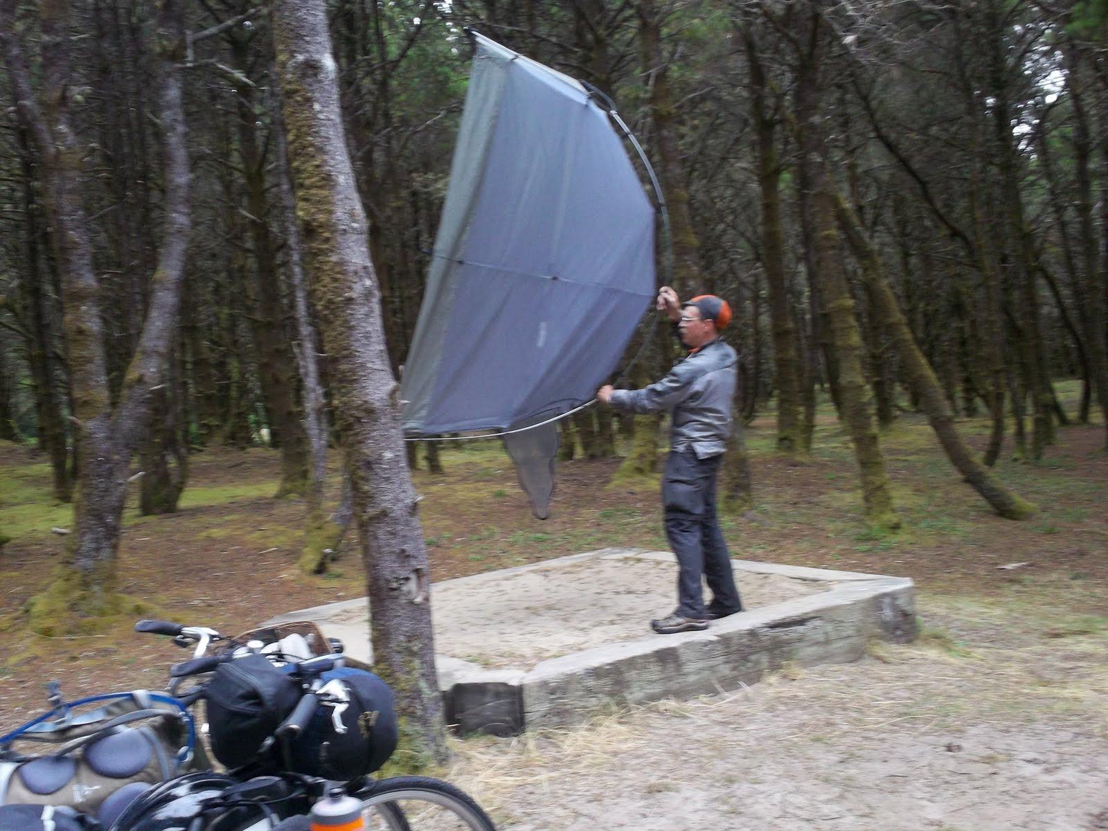 & Kentu0027s Bike Blog: Big Agnes Seedhouse SL-2: A Good Tent for Bike Touring