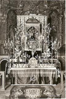 Cristo del Refugio de Candelario Salamanca