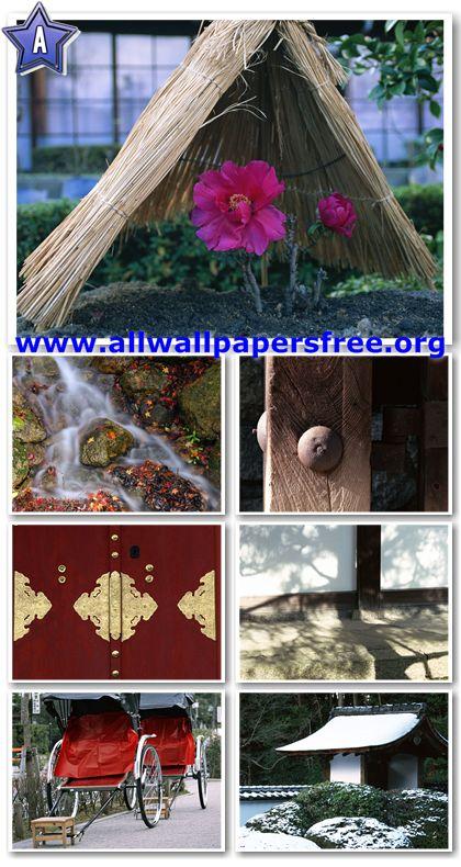 50 Beautiful Japan Views Wallpapers 1600 X 1200 [Set 4]