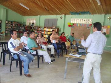 Institucionalización CIDEA - Albania