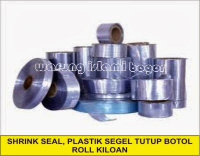 plastik shrink seal