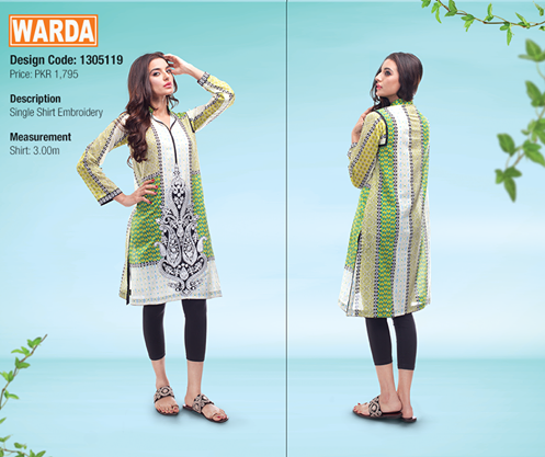 Summer, Kurta, STylish, Latest, Lawn Chiffon.