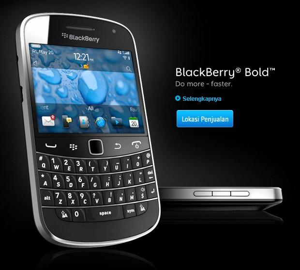 Spesifikasi dan Harga BlackBerry Dakota 9900 April Terbaru