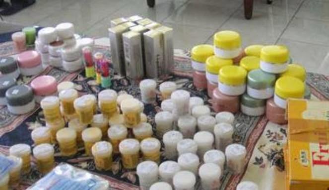 Daftar Kosmetika Yang Berbahaya Bagi Kesehatan Yang Dirilis BPOM