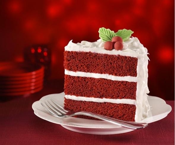 btw, hari ni nak bg korang resepi ni. resepi RED VELVET CAKE !