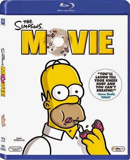 ดูการ์ตูน The Simpsons Movie เดอะซิมป์สันส์มูฟวี่