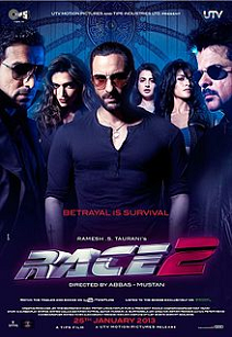 Watch Race 2  Hindi Movie Free Online