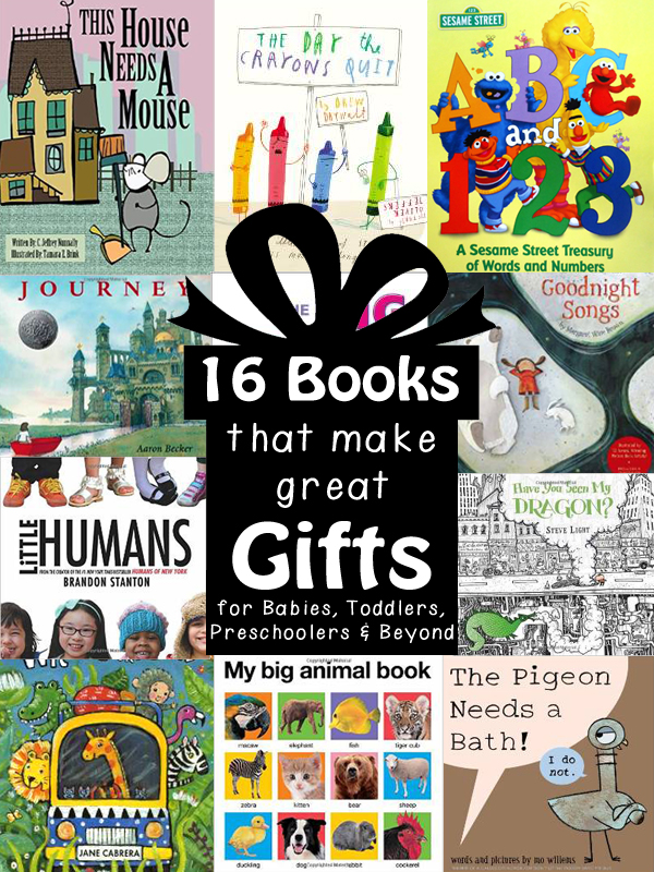 16 Picture Books that make great Gifts
