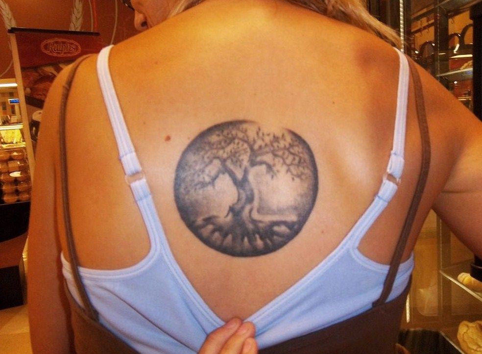Bodhi Tree Symbol Pictures To Pin On Pinterest Tattooskid