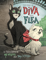 Diva and Flea by Mo Williams with Tony DiTerlizzi
