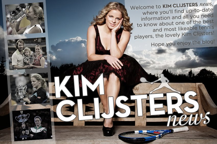 KIM CLIJSTERS news