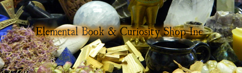 Elemental Book & Curiosity Shop Inc