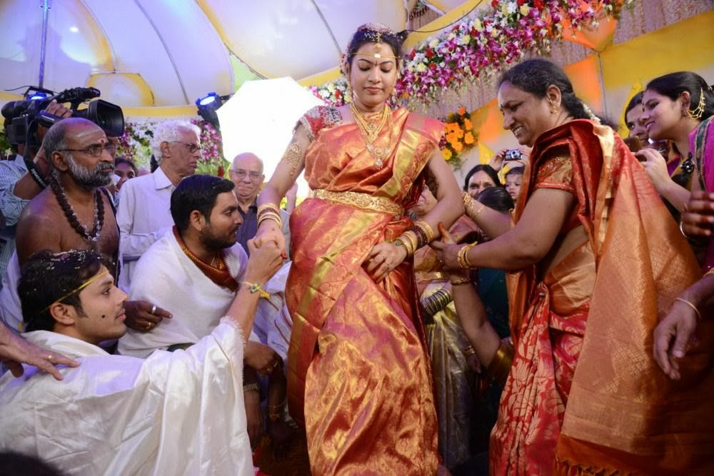 Madhuri wedding