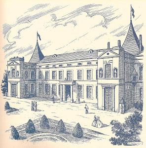 Desaparecido Palacio Real