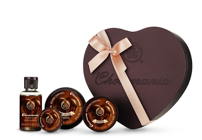 Body shop chocolate