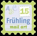 Frühlings-Mail-Art