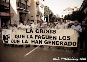19-J Murcia - ¡NO AL PACTO DEL EURO!