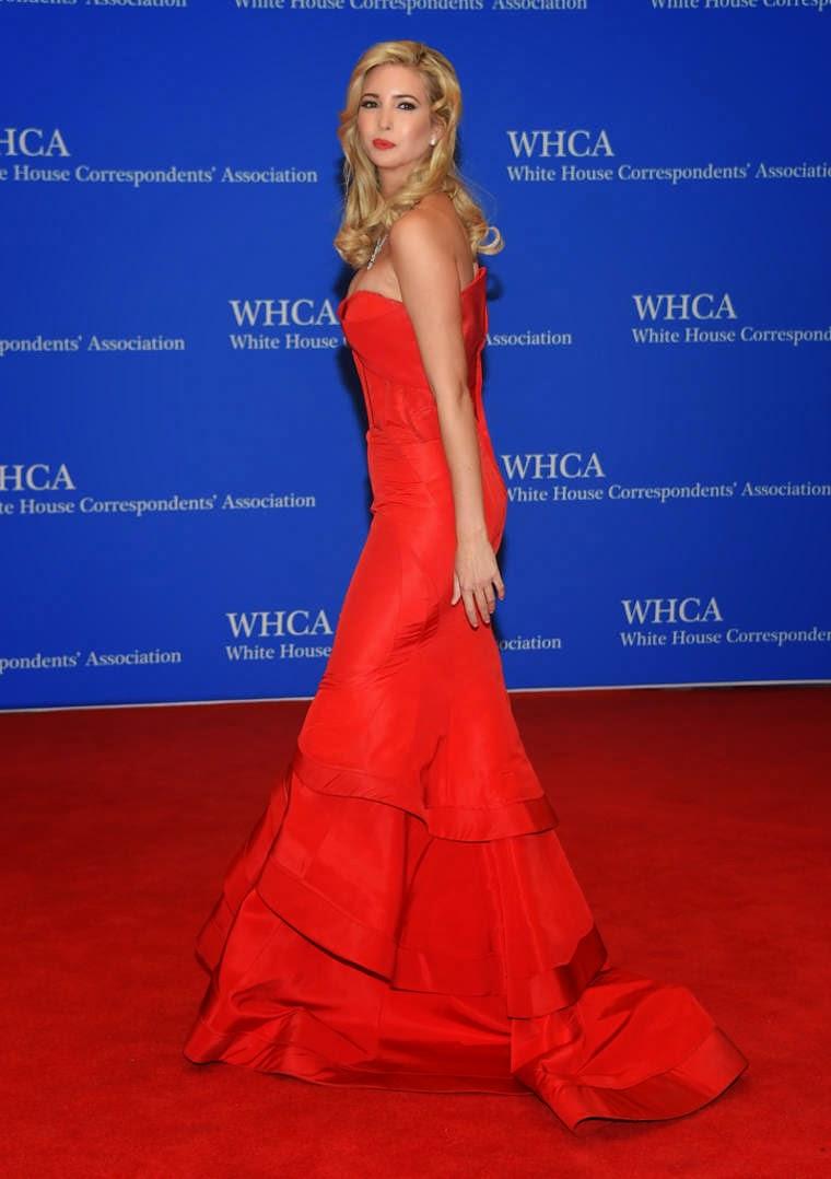Ivanka Trump – 101st Annual White House Correspondents' Association Dinner in Washington