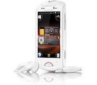 Sony Ericsson Live Android Walkman phone