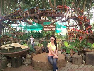 Philippines Puerto Princesa Palawan Baker's Hill
