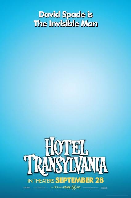 hotel transylvania, david spade