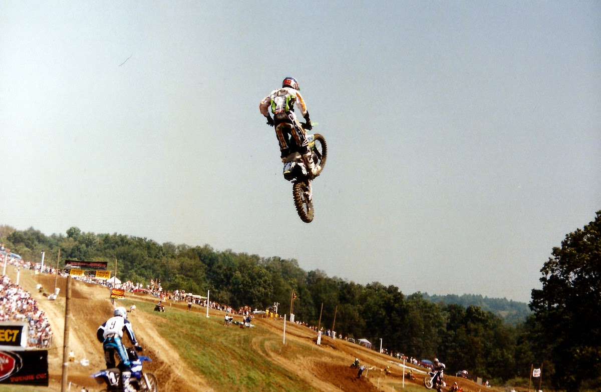 Nathan Ramsey Steel City 1998