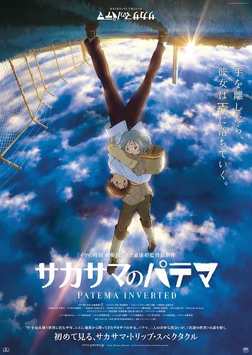 Patema Inverted (BRRip 720p Japones Subtitulada) (2013)