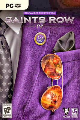 Download SAINTS ROW IV pc game
