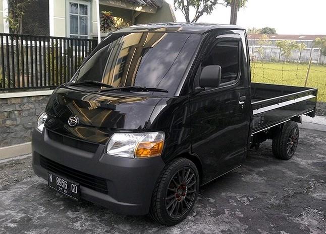 gambar modifikasi mobil daihatsu gran max pickup terbaru 2015 mesin copotan ex singapore. Black Bedroom Furniture Sets. Home Design Ideas