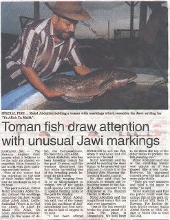 Toman Fish Testifies to the Truth