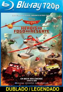 Aviões 2 – Heróis do Fogo ao Resgate