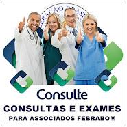 EXAMES E CONSULTAS