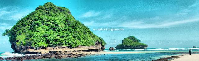 Info Wisata Pantai Goa China Malang Selatan
