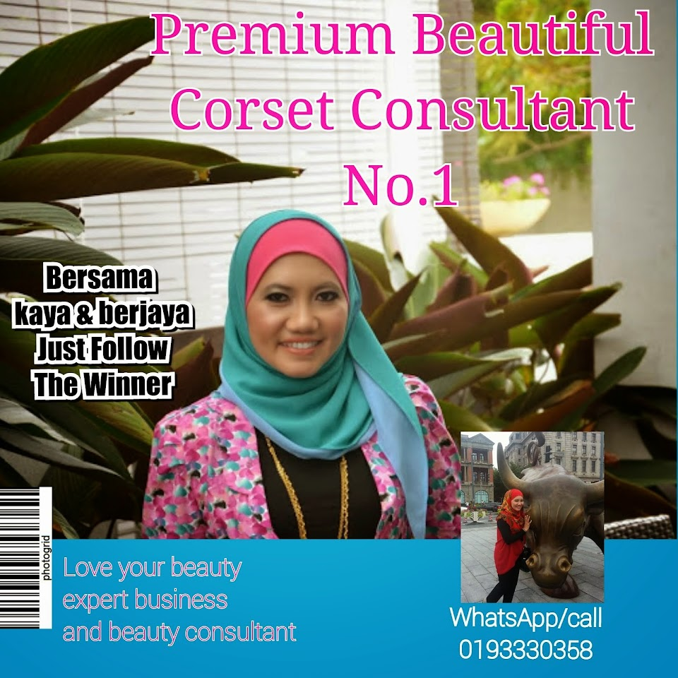 Premium Beautiful Corset Consultant No.1 In Malaysia