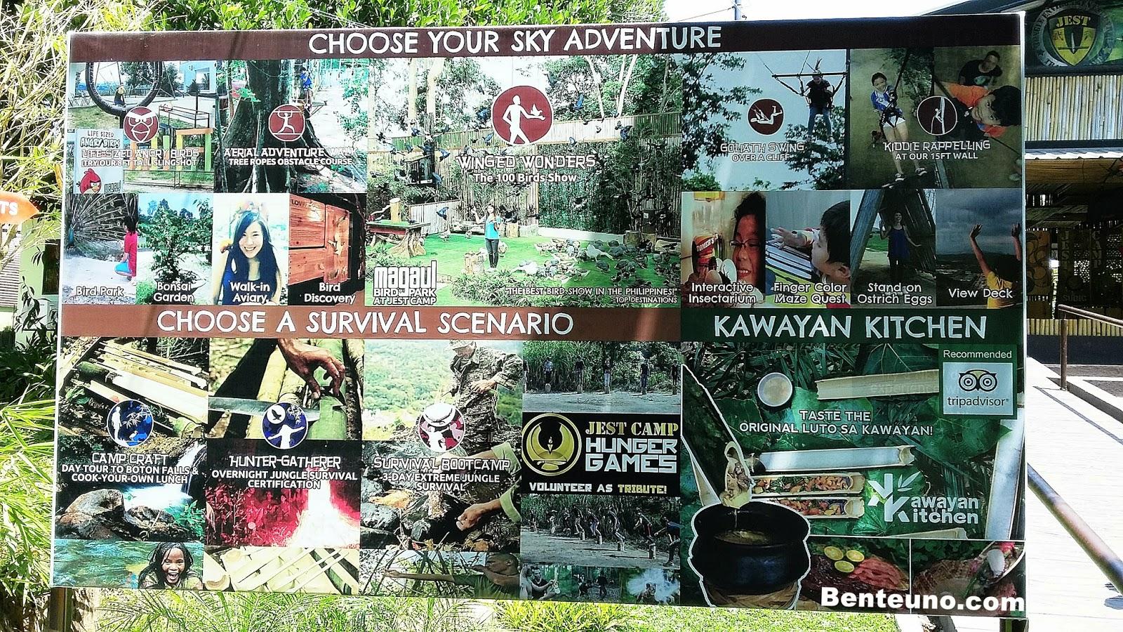 JEST Camp Subic; Benteuno.com