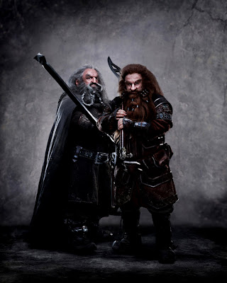 Oin and Gloin Hobbit Movie Characters HD Wallpaper