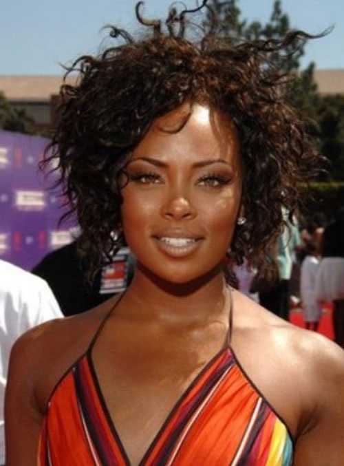 Hairstyles for Black Women with Short Curly Hair