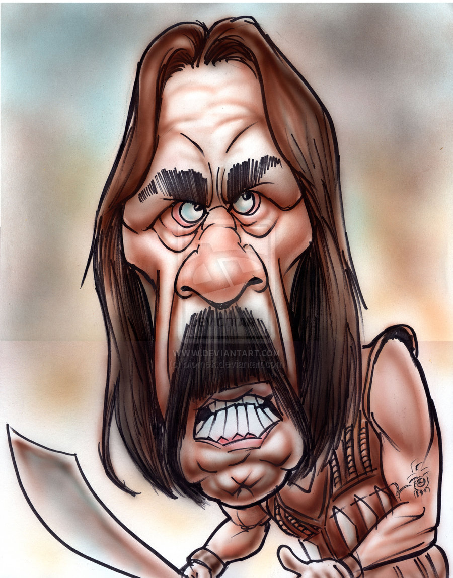 Machete again por biomek