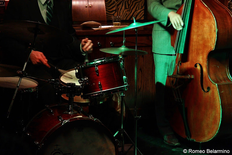 Kris Tokarski Trio at The Bombay Club New Orleans