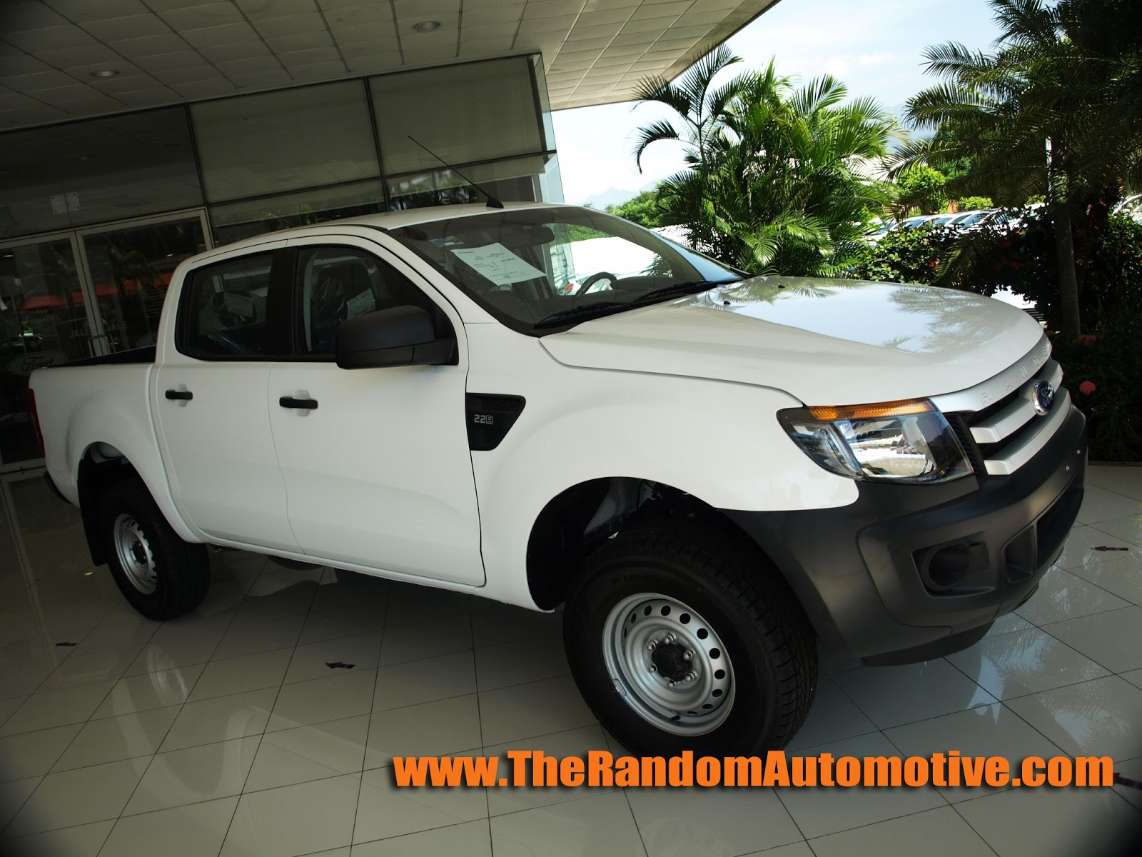 2014 Ford Ranger in Mexico ~ The Random Automotive