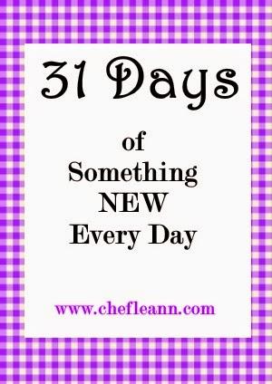 2014 31 Days Challenge