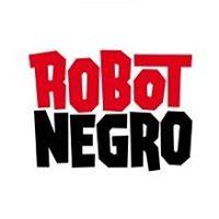 """""""robot negro""""."""