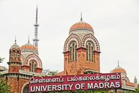 University Of Madras Results 2015 Nov Dec