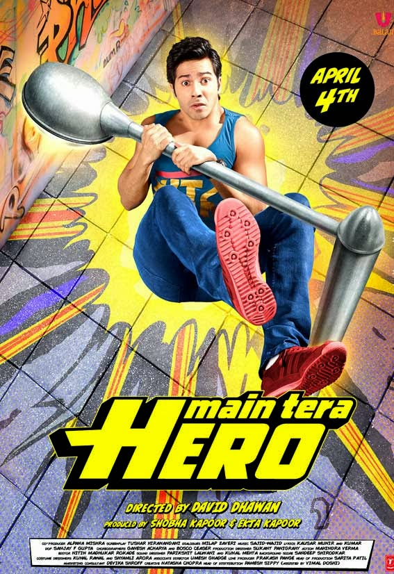Main Tera Hero First Look