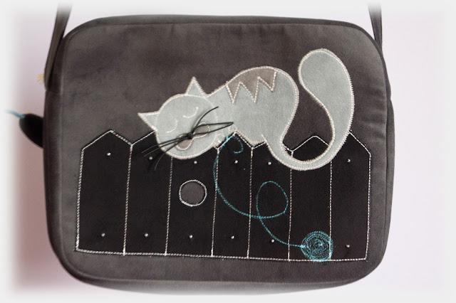 Kotek, płotek i motek :-)
